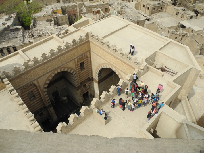 madrasa-um-sultan-shaaban
